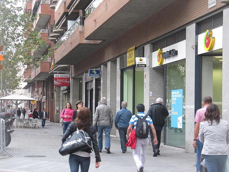 Fachada - Local comercial en alquiler opción compra en vía Gran Corts Catalanes, Sants en Barcelona - 274755279