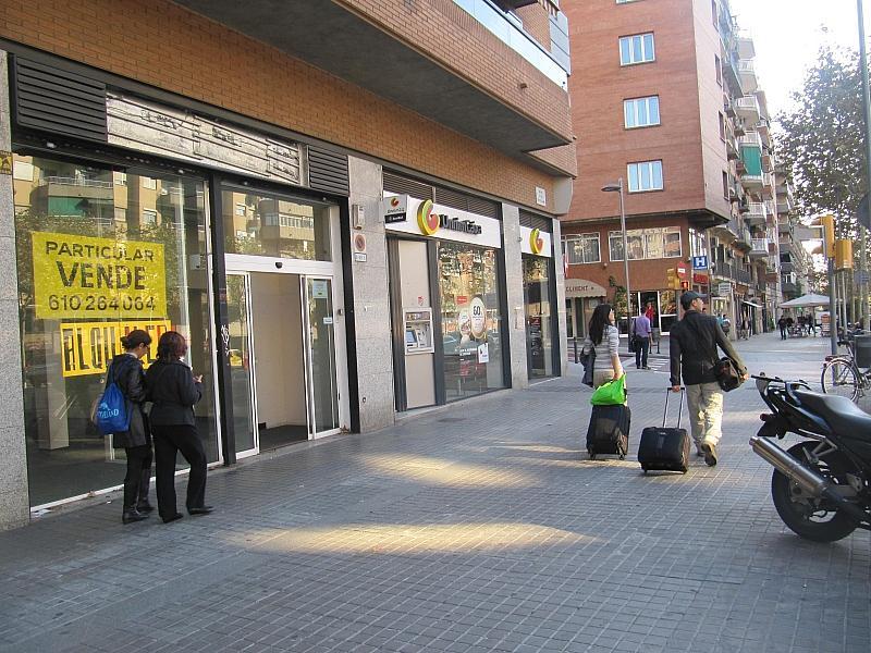 Fachada - Local comercial en alquiler opción compra en vía Gran Corts Catalanes, Sants en Barcelona - 274755280