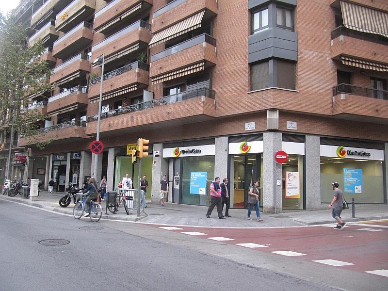 Fachada - Local comercial en alquiler opción compra en vía Gran Corts Catalanes, Sants en Barcelona - 274755283