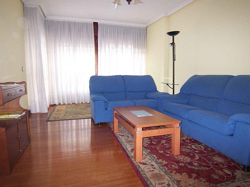 Salón - Piso en alquiler en calle Martin Ruiz Arenado, Ampuero - 186672778