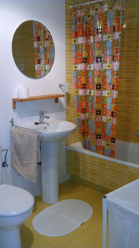 Baño - Apartamento en alquiler en calle Baron Adzaneta, Ramales de la Victoria - 331017719