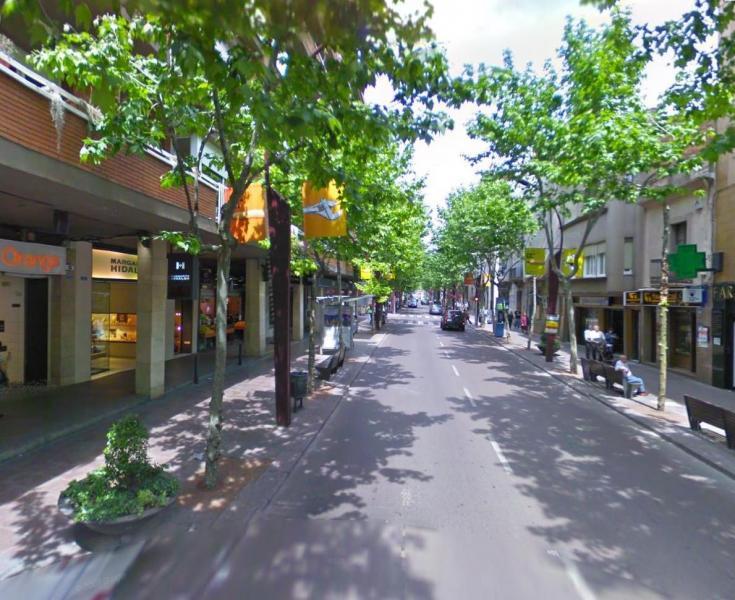 Detalles - Oficina en alquiler en calle Rambla, Centre en Sabadell - 107870318