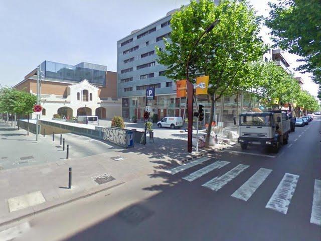 Detalles - Oficina en alquiler en calle Rambla, Centre en Sabadell - 107870319