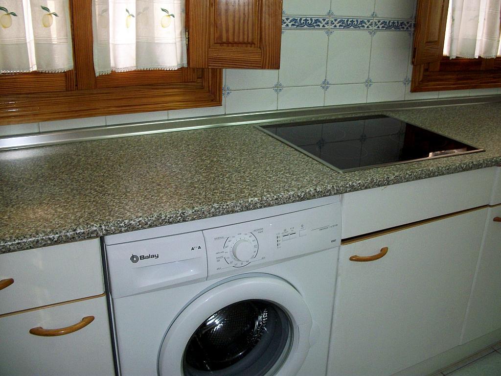 Cocina - Apartamento en alquiler en calle Marqués de Benavites, Centro en Ávila - 321257056
