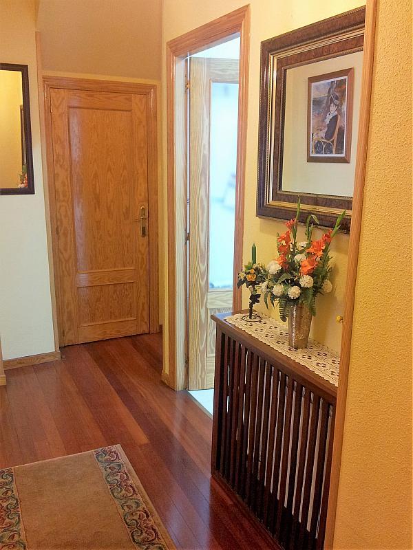 Pasillo - Apartamento en alquiler en calle Marqués de Benavites, Centro en Ávila - 338883332