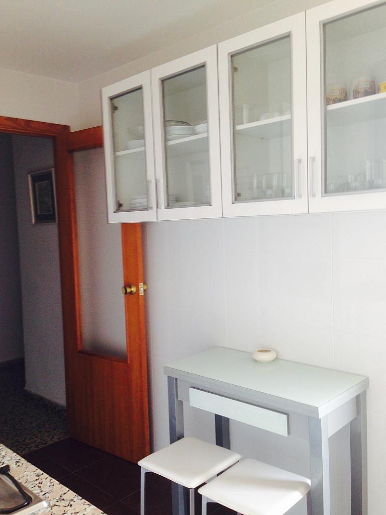 Cocina - Apartamento en alquiler en calle Norte, Mareny Blau - 192156970
