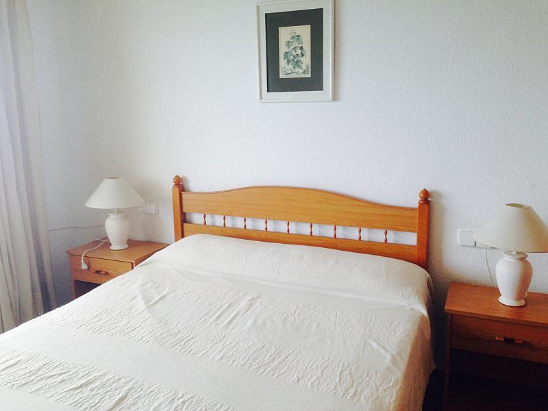 Dormitorio - Apartamento en alquiler en calle Norte, Mareny Blau - 192158090