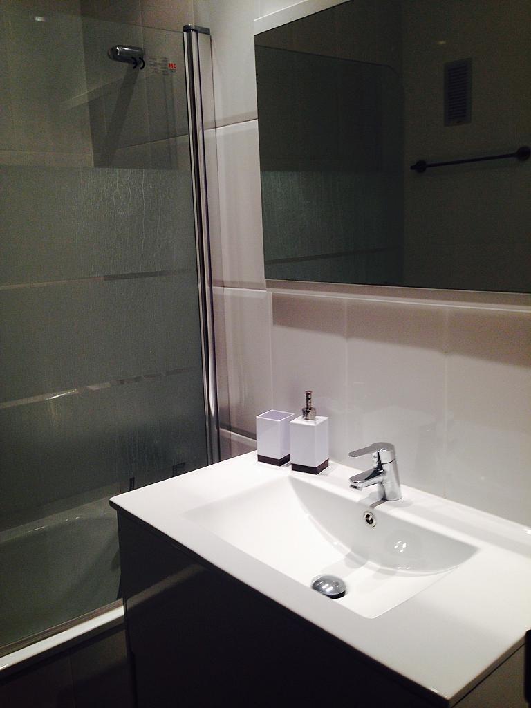 Baño - Apartamento en alquiler en calle Norte, Mareny Blau - 192158091