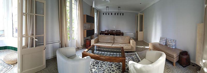 Salón - Piso en alquiler en plaza Marques de Camps, Centre en Girona - 328557284