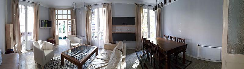 Salón - Piso en alquiler en plaza Marques de Camps, Centre en Girona - 328557358
