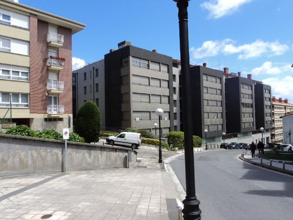 Fachada - Apartamento en alquiler de temporada en calle Herrerieta, Getaria - 331622585