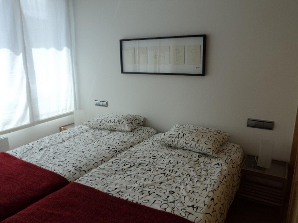 Dormitorio - Apartamento en alquiler de temporada en calle Herrerieta, Getaria - 331622730