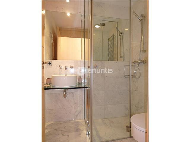 Baño - Apartamento en alquiler de temporada en calle Herrerieta, Getaria - 331622753
