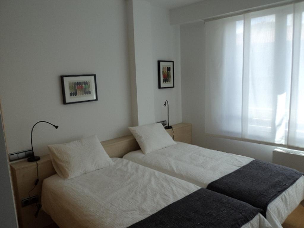 Dormitorio - Apartamento en alquiler de temporada en calle Herrerieta, Getaria - 331622770