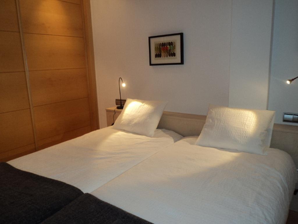 Dormitorio - Apartamento en alquiler de temporada en calle Herrerieta, Getaria - 331622785