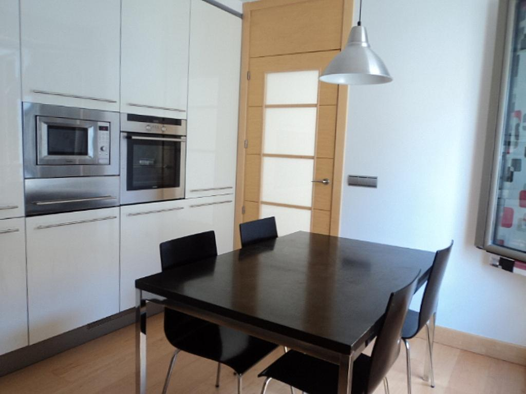 Cocina - Apartamento en alquiler de temporada en calle Herrerieta, Getaria - 331622799