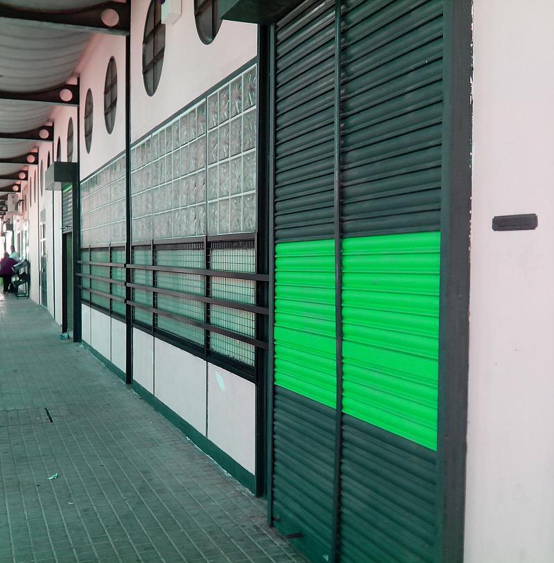Fachada - Local comercial en alquiler en calle Plaza El Begi, Sevilla - 192158356