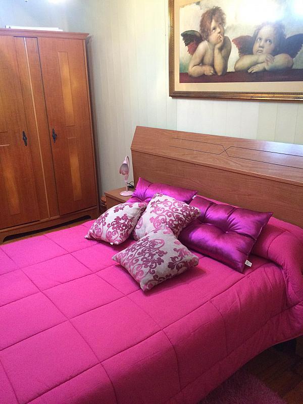 Dormitorio - Casa en alquiler en calle La Atalaya, Malpica de Bergantiños - 324625432