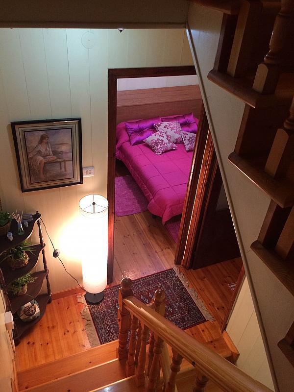 Pasillo - Casa en alquiler en calle La Atalaya, Malpica de Bergantiños - 324625434