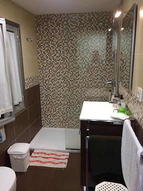 Baño - Casa en alquiler en calle La Atalaya, Malpica de Bergantiños - 324625436