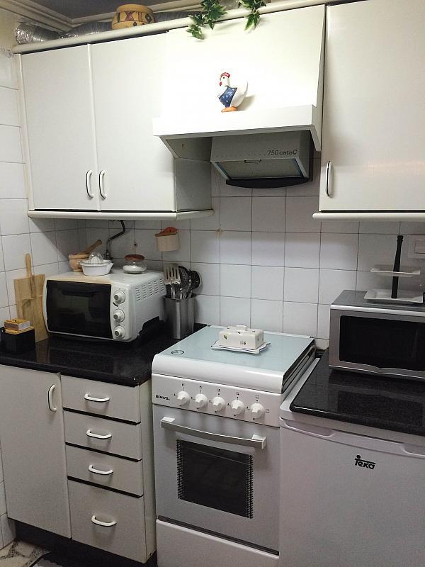 Cocina - Casa en alquiler en calle La Atalaya, Malpica de Bergantiños - 324625444