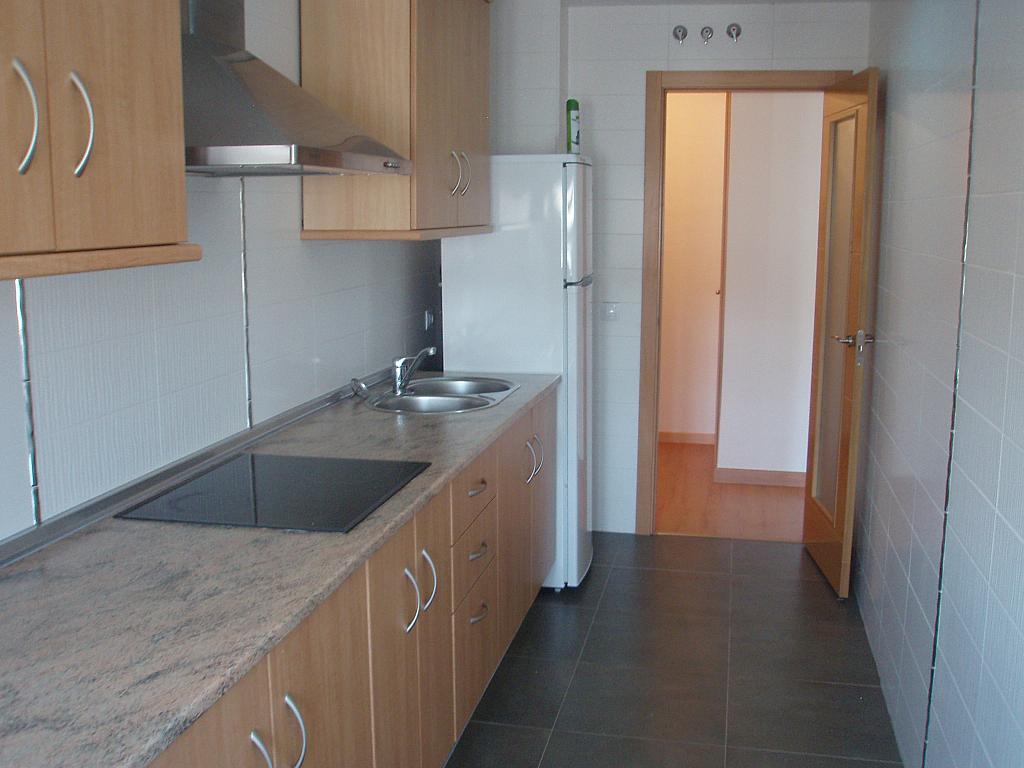 Cocina - Piso en alquiler en calle Suecia, Daimiel - 342556806