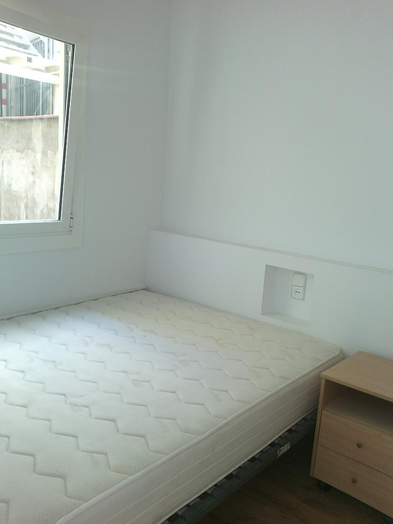 Dormitorio - Piso en alquiler en calle Jonqueres, Born-Santa Caterina-Sant Pere-La Ribera en Barcelona - 151666350