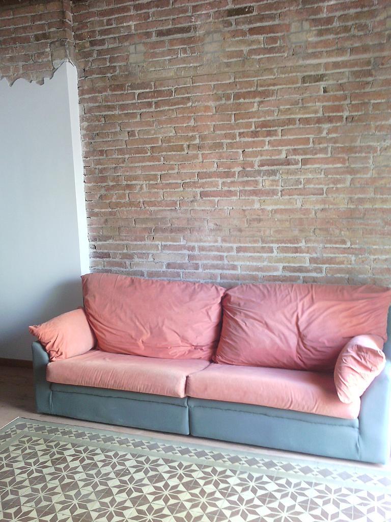 Salón - Piso en alquiler en calle Jonqueres, Born-Santa Caterina-Sant Pere-La Ribera en Barcelona - 151666492