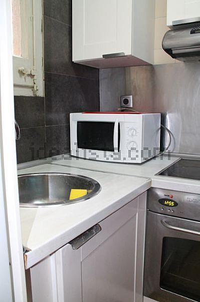 Cocina - Piso a compartir en calle Provenca, Eixample esquerra en Barcelona - 167680103