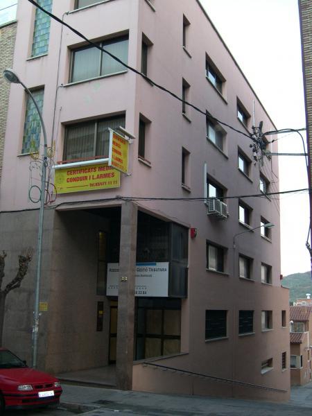 Fachada - Oficina en alquiler en calle Jacint Verdaguer, Casco Urbano-Distrito 1 en Sant Vicenç dels Horts - 45439205