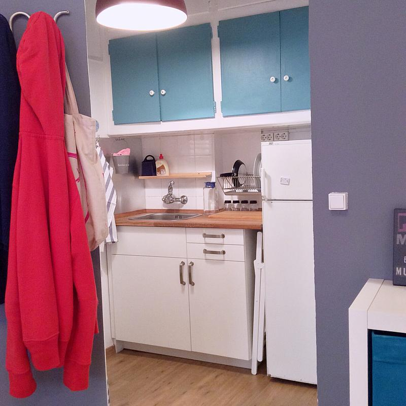Cocina - Apartamento en alquiler en calle Bou de Sant Pere, Born-Santa Caterina-Sant Pere-La Ribera en Barcelona - 139351567