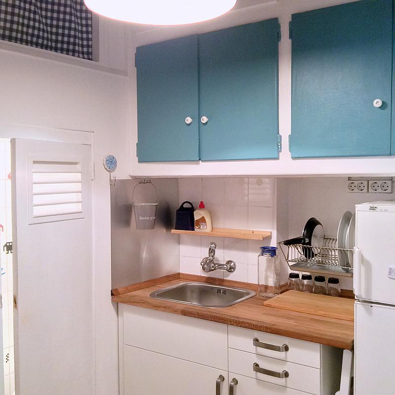 Cocina - Apartamento en alquiler en calle Bou de Sant Pere, Born-Santa Caterina-Sant Pere-La Ribera en Barcelona - 139351612