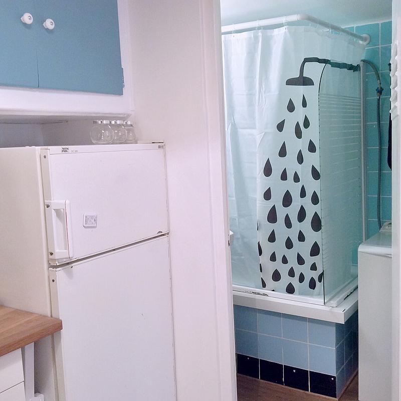 Baño - Apartamento en alquiler en calle Bou de Sant Pere, Born-Santa Caterina-Sant Pere-La Ribera en Barcelona - 139351734