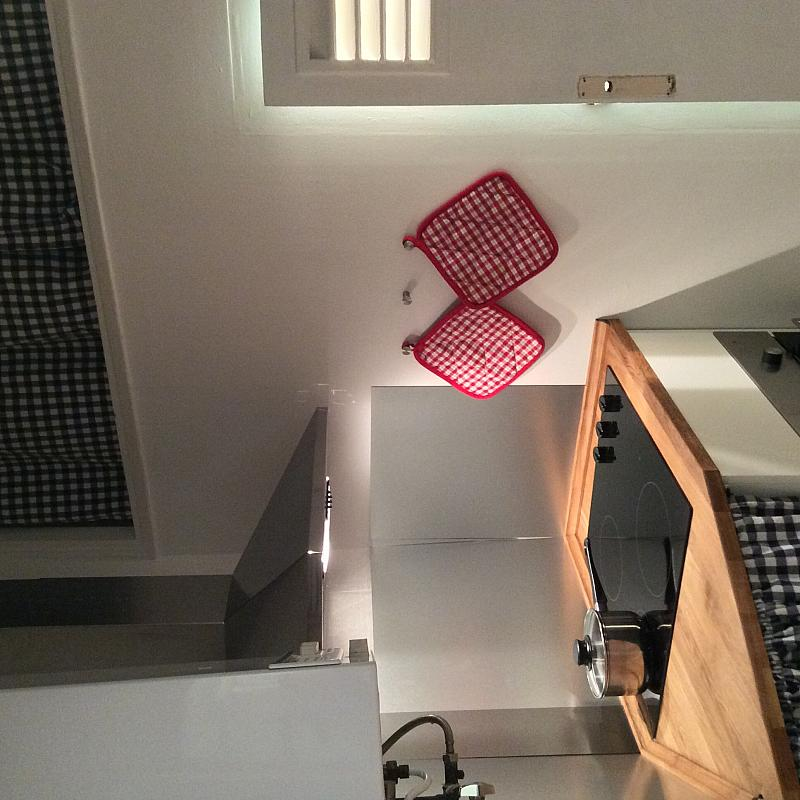 Cocina - Apartamento en alquiler en calle Bou de Sant Pere, Born-Santa Caterina-Sant Pere-La Ribera en Barcelona - 139351765