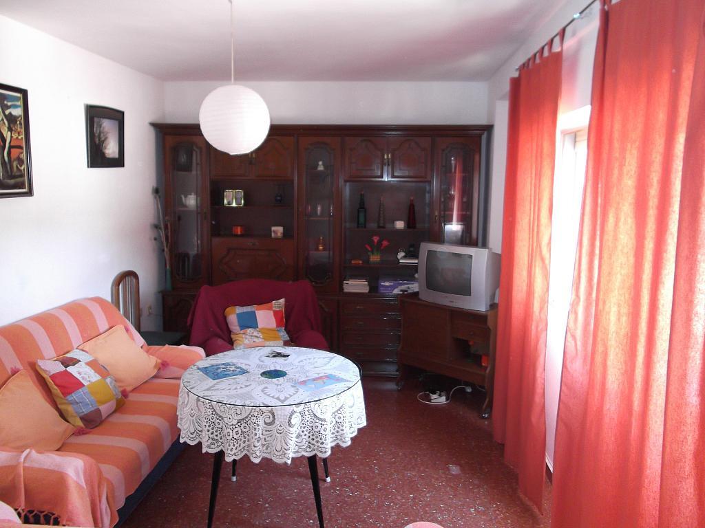 Salón - Piso a compartir en calle Periodista Luis de Vicente, Norte en Granada - 317175669