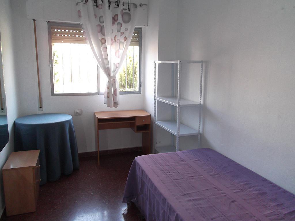 Dormitorio - Piso a compartir en calle Periodista Luis de Vicente, Norte en Granada - 317175861