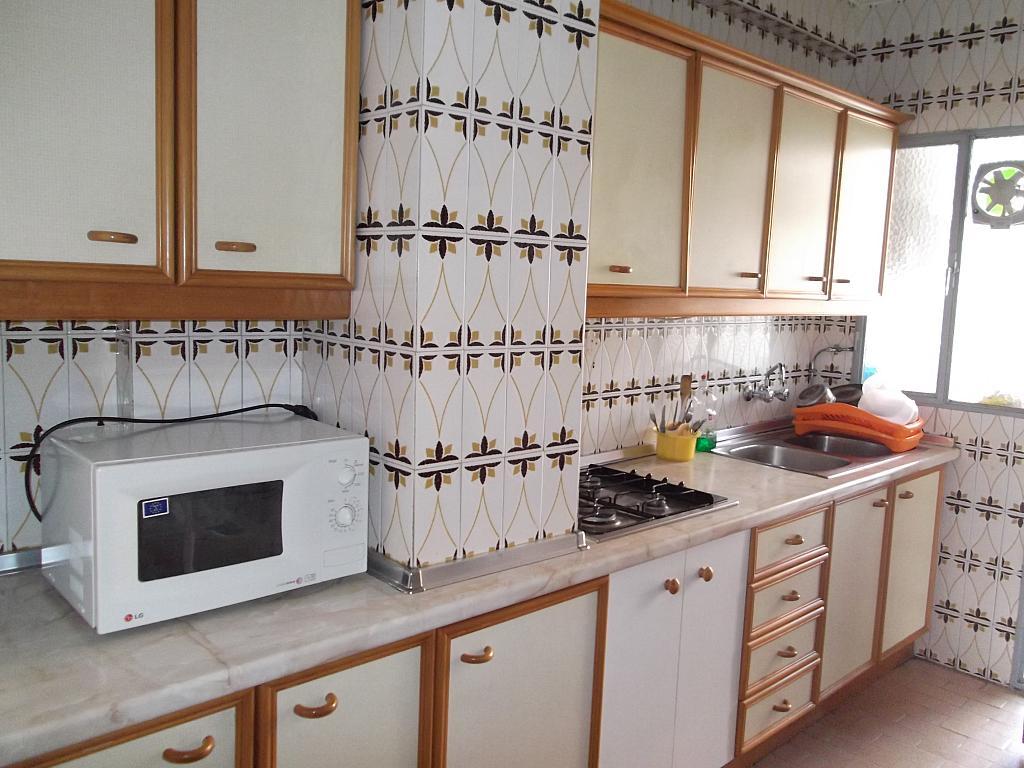 Cocina - Piso a compartir en calle Periodista Luis de Vicente, Norte en Granada - 317175870