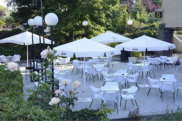 Terraza - Restaurante en alquiler en calle España, Coslada - 245003004