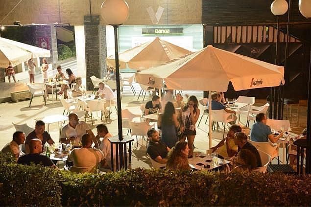 Terraza - Restaurante en alquiler en calle España, Coslada - 245003010