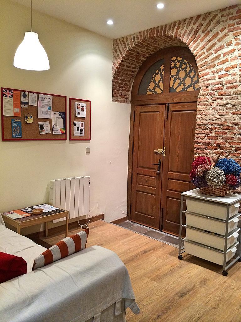 Vestíbulo - Local en alquiler en calle Peña de Francia, Embajadores-Lavapiés en Madrid - 126581633