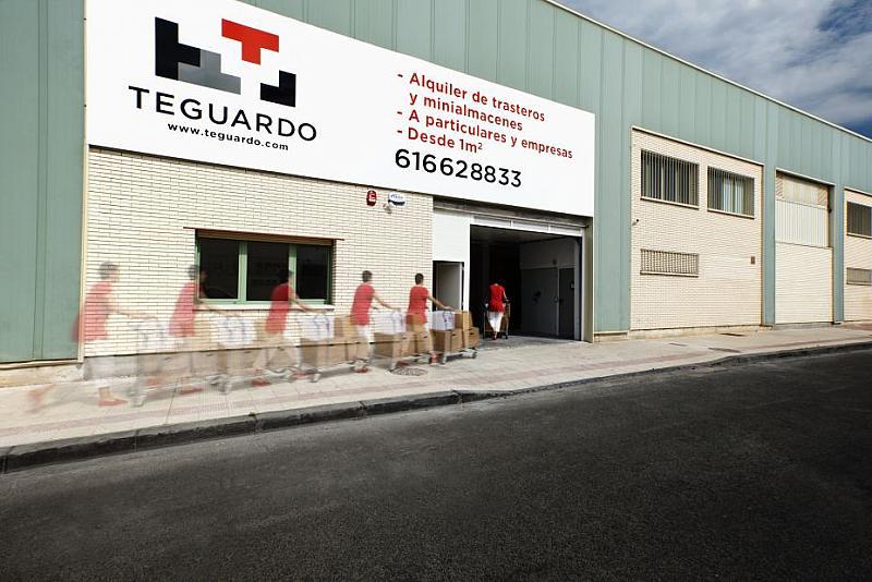 Fachada - Trastero en alquiler en calle A, San Jorge en Pamplona/Iruña - 216198456