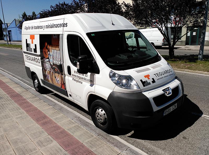 Detalles - Trastero en alquiler en calle A, San Jorge en Pamplona/Iruña - 216198701