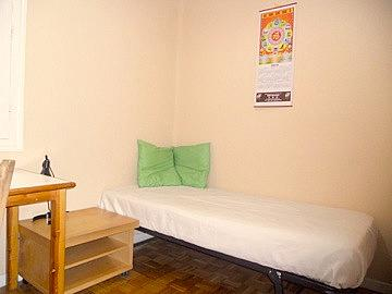 Dormitorio - Piso a compartir en paseo De Extremadura, Puerta del Ángel en Madrid - 318050330