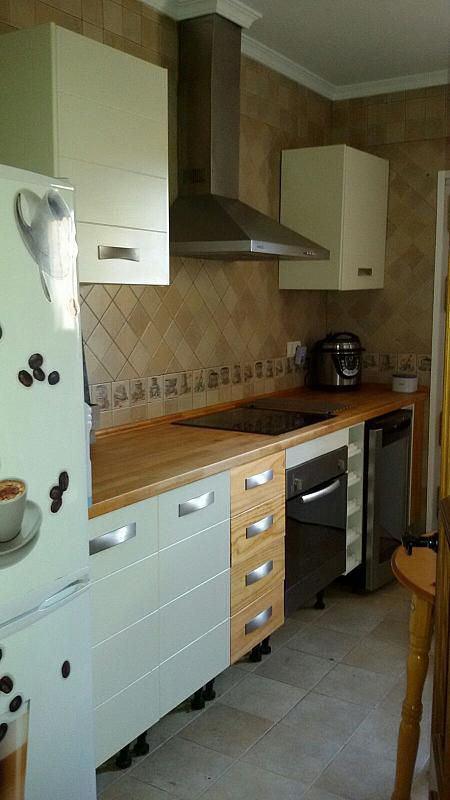 Cocina - Chalet en alquiler en carretera Las Lagunas, La Barrosa en Chiclana de la Frontera - 313750001
