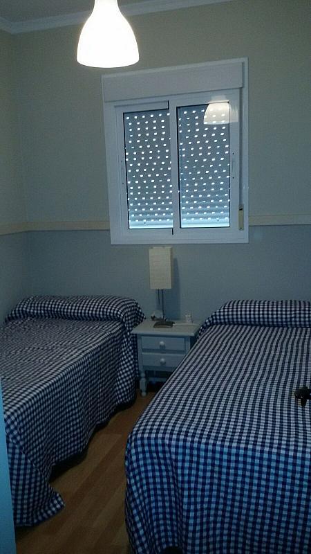Dormitorio - Chalet en alquiler en carretera Las Lagunas, La Barrosa en Chiclana de la Frontera - 332014985