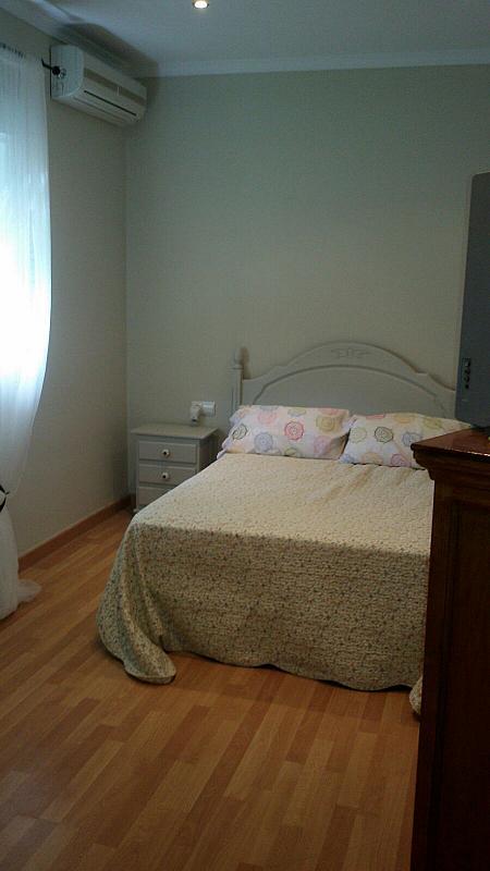 Dormitorio - Chalet en alquiler en carretera Las Lagunas, La Barrosa en Chiclana de la Frontera - 332015008
