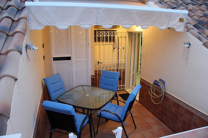 Terraza - Apartamento en alquiler en paseo De Las Cumbres, Islantilla - 203546072