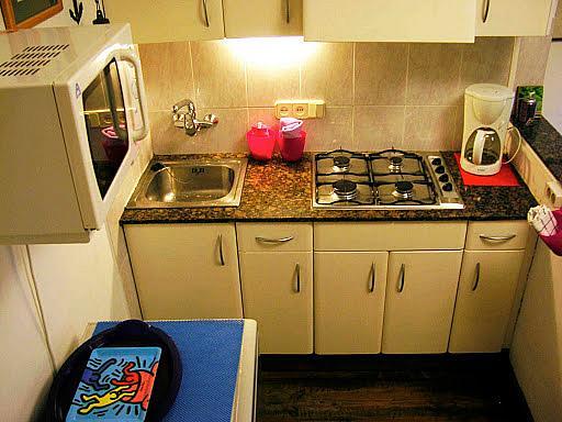 Cocina - Loft en alquiler en calle Safareigs, La Barceloneta en Barcelona - 241537704