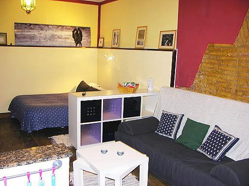 Salón - Loft en alquiler en calle Safareigs, La Barceloneta en Barcelona - 241537772