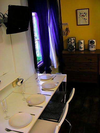 Salón - Loft en alquiler en calle Safareigs, La Barceloneta en Barcelona - 241537981